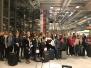 VVĢ skolēnu apmaiņas brauciens uz Vāciju